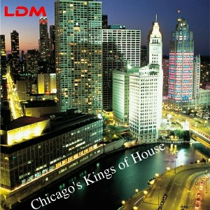 Various Artists - Chicago's Kings Of House [Legends Digital Music]