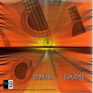 Ali Coleman - Spanish Sunrise [Ener-Chi Sounds]