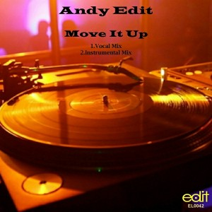 Andy Edit - Move It Up [Edit Records]