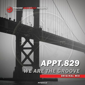 Appt.829 - We Are The Groove [Poolside Future Sounds (Poolside Recordings)]