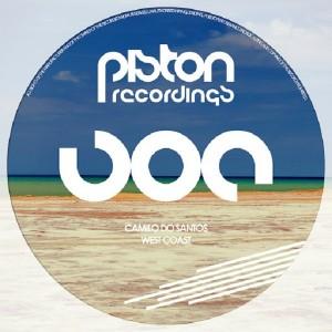 Camilo Do Santos - West Coast [Piston Recordings]