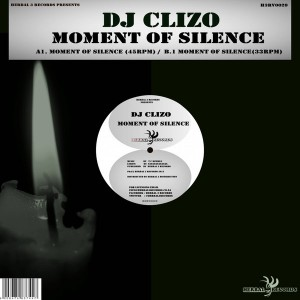 DJ Clizo - Moment Of Silence [Herbal 3 Records]