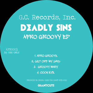 Deadly Sins - Afro Groovy EP [Giant Cuts]