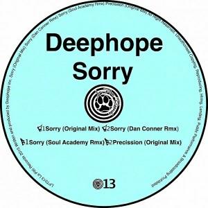 Deephope - Sorry [La Pitti Records]