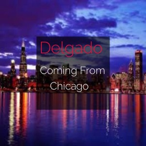 Delgado - Coming From Chicago [Monkey Junk]