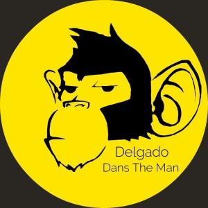 Delgado - Dans The Man [Monkey Junk]