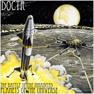 Doctr - The Battle Of The Inhabited Planets Of The Universe [Silhouette Music]