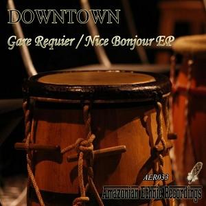 Downtown - Gare Requier__Nice Bonjour EP [Amazonian Ethnic Recordings]