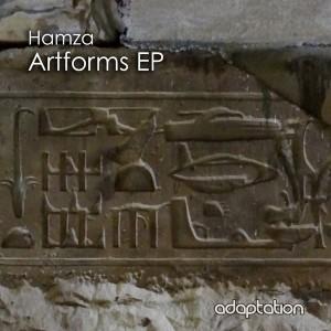 Hamza - Artforms EP [Adaptation Music]