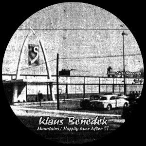 Klaus Benedek - Mountains- Happily Ever After [Sure Cuts Records]