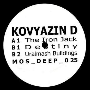 Kovyazin D - Destiny EP [M-O-S (Delsin)]