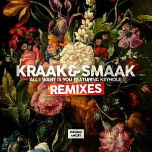 Kraak & Smaak feat. Keyhole - All I Want Is You (Remixes) [Boogie Angst]