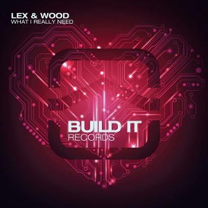 Lex & Wood - What I Really Need [Build It Records]