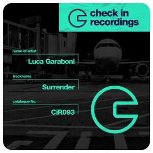 Luca Garaboni - Surrender [Check In Recordings]
