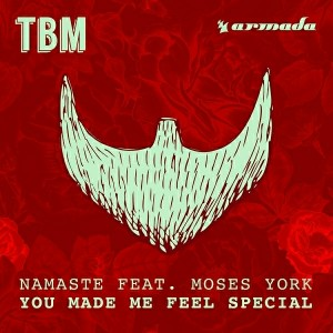 Namaste feat. Moses York - You Made Me Feel Special [The Bearded Man]