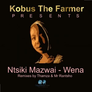 Ntsiki Mazwai - Wena (Remixed) [Organised Noise Recordings]