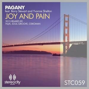 Pagany feat. Barry Stewart & Yvonne Shelton - Joy & Pain (2015 Remixes) [Stereocity]