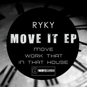 Ryky - Move It EP [18-09 Records]