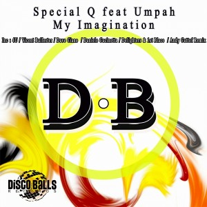 Special Q feat.Umpah - My Immagination, Pt. 2 [Disco Balls Records]
