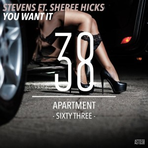 Stevens feat. Sheree Hicks - You Want It [ApartmentSixtyThree]