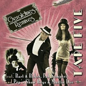 Tape Five - Geraldines Remixes [Smarty Mart Music]