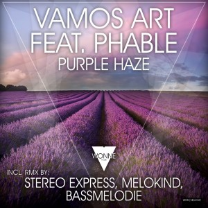 Vamos Art feat. Phable - Purple Haze [WONNEmusik]