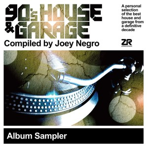 Various Artists - 90's House & Garage Compiled By Joey Negro - Album Sampler [Z Records]