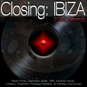Various Artists - Closing Ibiza- 2015 Season [Haustronaut Recordings]