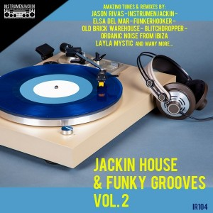 Various Artists - Jackin House & Funky Grooves, Vol. 2 [Instrumenjackin Records]