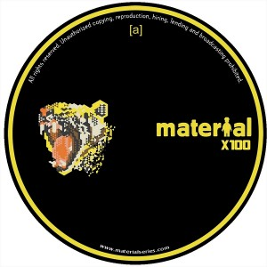 Various Artists - Material Belters 2015 [Material]