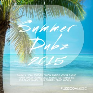 Various Artists - Summer Dubz 2015 [Plus Soda Music]