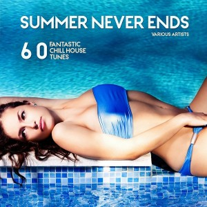Various Artists - Summer Never Ends (60 Fantastic Chill House Tunes) [Feel The Vibe]