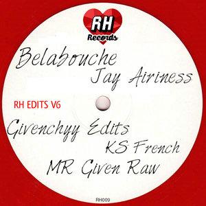 Various - RH EDITS V6 [Rebel Hearts]