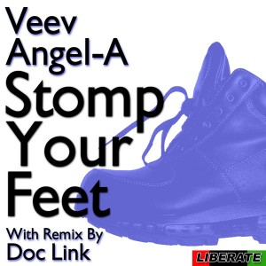 Veev & Angel-A - Stomp Your Feet [Liberate]