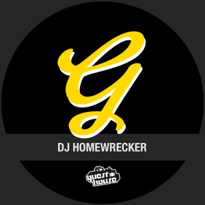 DJ Homewrecker - New World In My View [Guesthouse]