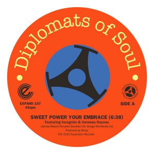 Diplomats Of Soul feat. Incognito & Vanessa Haynes - Sweet Power Your Embrace [Expansion House]