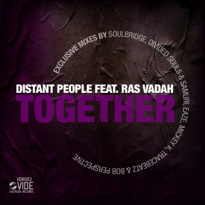Distant People feat Ras Vadah - Together NEW4-VBR083