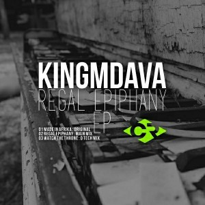 KingMdava - Regal EPiphany EP [Cultured Records]