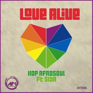 Kop Afro Soul - Love Alive [Antidote Music]