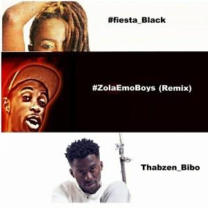 Thabzen Bibo Feat. Fiesta Black - Famba Nawena (Zola EmoBoys Remix) [Thabzen Bibo Music]