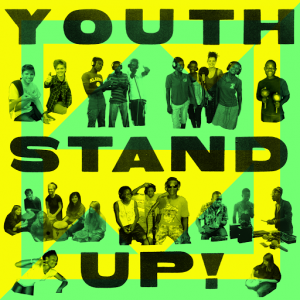 The Green Door All-Stars - Youth Stand Up [Autonomous Africa]