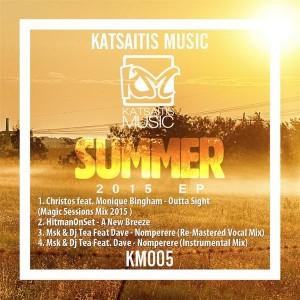 Various Artists - Katsaitis Music Summer EP 2015 [Katsaitis Music]