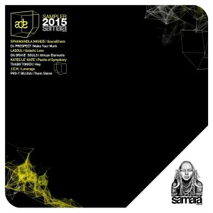 Various Artists - Samarà ADE Sampler 2015 [Samarà Records]