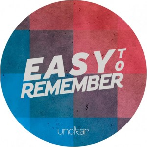 Easy To Remember - Jazz Cowboys [Unclear Records]