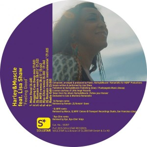 Harley&Muscle feat. Lisa Shaw - Feeling Good [Soulstar Records]