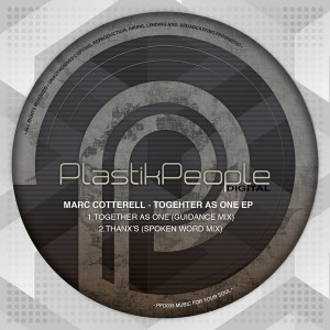 Marc Cotterell - Together As One [Plastik People Digital]