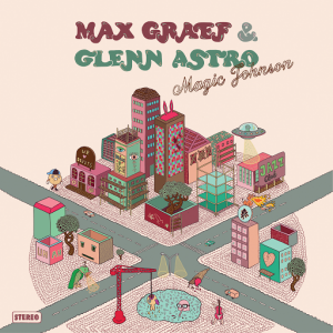 Max Graef & Glenn Astro - Magic Johnson [Ninja Tune]