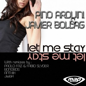 Pino Arduini & Javier Bollag - Let Me Stay [MAP Dance]