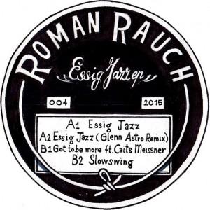 Roman Rauch - Essig Jazz [Intimate Friends]