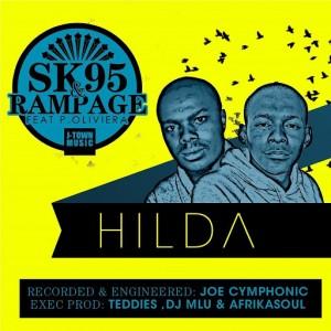 SK95 & Rampage feat. P.Oliveira - Hilda [4Dimentionalmusic]